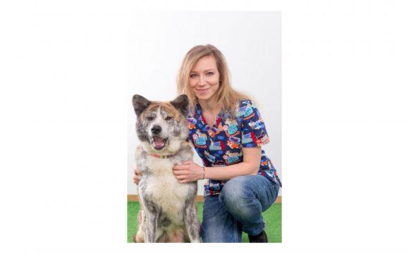 Zoofizjoterapeutka Aleksandra Pettke